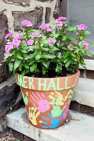 Happy Flower Pots!
