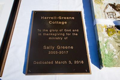 SALLY GREENE RETIREMENT