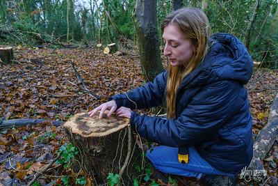 09 Mycologist (c) Marion Sidebottom