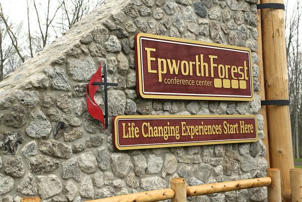 Epworth Road Dedication April 28, 2013
