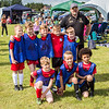 Epworth Colts U8's football team 2019