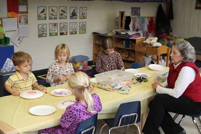 Children's SS class