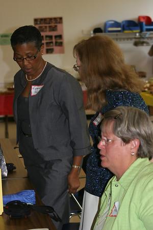 Kathleen, Diane & Sherrod