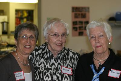 Marilyn, Caroline & Brooks