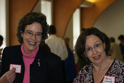 Sharon & Marion