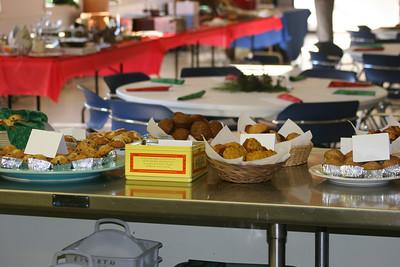 the muffin assortment