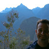 Jim on the Inca trail