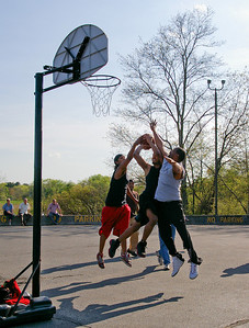 Music & Basketball - May 09