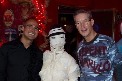 Saul Reyes, A Mummy, Jim Kemp