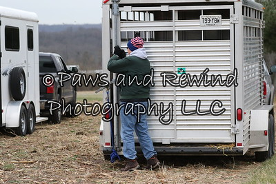 December 26, 2016 Amwell Valley Hounds