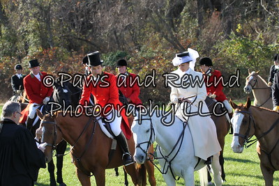 November 6, 2016 Amwell Valley Hounds Opening Day Hunt