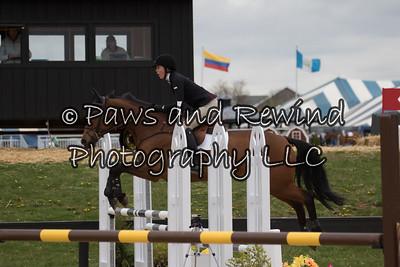 "USHJA Jumping Seat Equitation 3'3"""