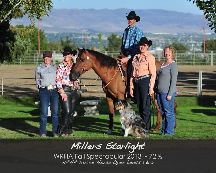 Millers Starlight Award photo txt A
