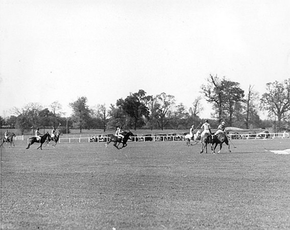 Title: Fayette County, Kentucky. Iroquois Hunt Club, Iroquois polo farm. Date: 1900-1954 Collection: C. Frank Dunn Photographs Collection, 1900-1954, bulk 1920-1940