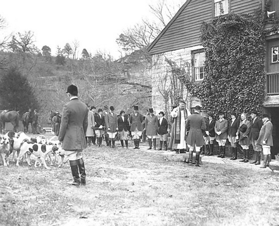 Title: Fayette County, Kentucky. Iroquois Hunt Club. Date: 1900-1954 Collection: C. Frank Dunn Photographs Collection, 1900-1954, bulk 1920-1940