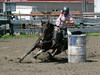 Youth Barrels on Sunday, August 5, 2012