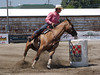 Marg Ten Hove on Farrells Smart Cash , 2010 ECBF Futurity Barrels