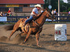 Arron Alexander on BB Lastcall For Cash , 2010 ECBF Futurity Barrels