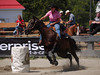 Ashley Taylor on Takin On Debt , 4-D BARRELS - 2nd Run on Sunday July 11, 2010