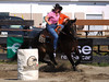 Ashley Taylor on Takin On Debt , 4-D BARRELS - 1st Run on Sunday July 11, 2010