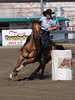 Ashley Taylor on Dunn Debt , 4-D BARRELS - 1st Run on Saturday July 10, 2010