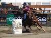 Bonita Longfield on Bet On The Bug , 4-D BARRELS - 1st Run on Sunday July 11, 2010