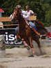 Christine Thorne on Chase This Amigo , 4-D BARRELS - 2nd Run on Sunday July 11, 2010