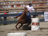 Christine Thorne on Chase This Amigo , YOUTH BARRELS - Sun. July 11, 2010