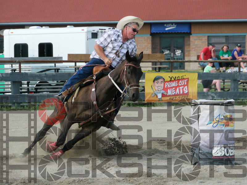 2-D Futurity Barrel Run on Saturday, August 4, 2012
