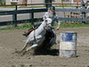 4-D Open Barrels on Sunday, August 5, 2012