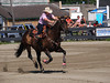 Melissa Loranger on Latta Dash Mint , 4-D BARRELS - 1st Run on Sunday July 11, 2010