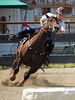Rebecca McWhirter on Farrels Pacific Cash  4-D BARRELS 2nd Run and EXHIBITION RUNS on Sat. July 10, 2010