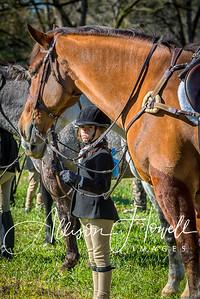 Blessing horse holder II2015