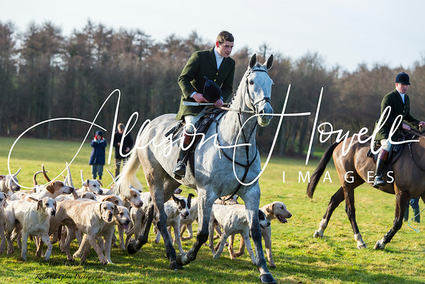 Foxhunting in the UK