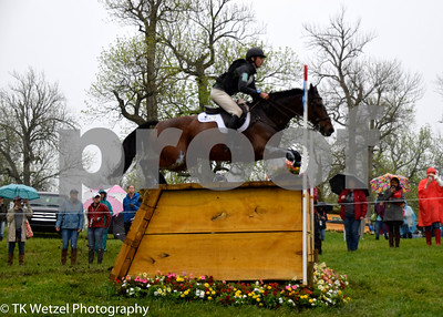 Rolex Cross Country Eventing-038