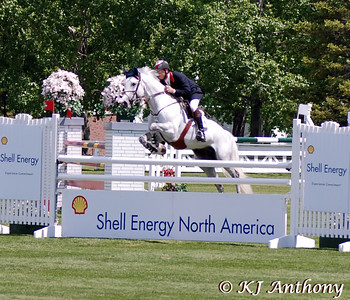 Ian Miller with Dryden, riding for Canada.