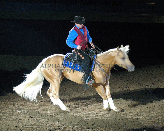 Get a load of THIS!!!  A spin with no bridle!