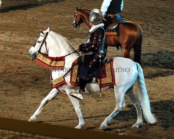 Finale -- Joe Skelton on Amoroso IX, of Skelton Mountain Dream Ranch