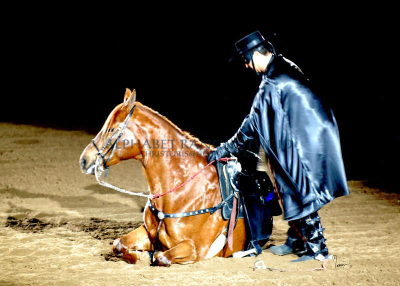 Jerry Diaz in Zorro