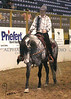 Tom Smith riding Jan Wascher's Andalusian (PSP) stallion, Ciclon
