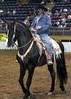 Roberto Torres on his PRE stallion, Fisgon