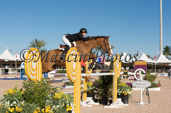 1060-$10,000 Griffis Group High Junior Jumper Classic