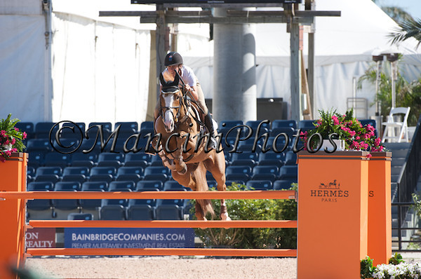 1062-$1,500 Griffis Group High Junior Jumper