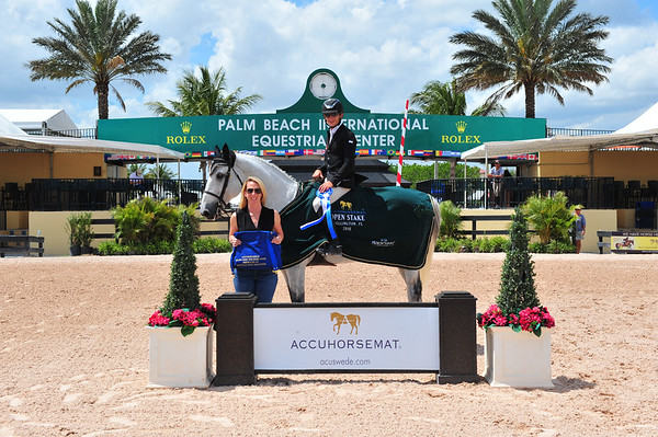 Class 807 - $10,000 Accuhorsemat Open Stakes