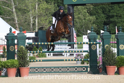 Beezie Madden and Simon