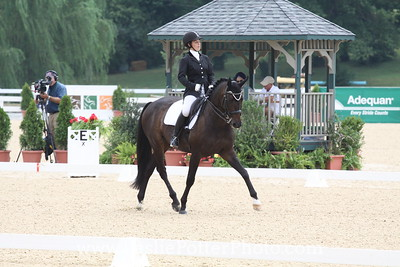 Frederique Bourgault and HG San Classic