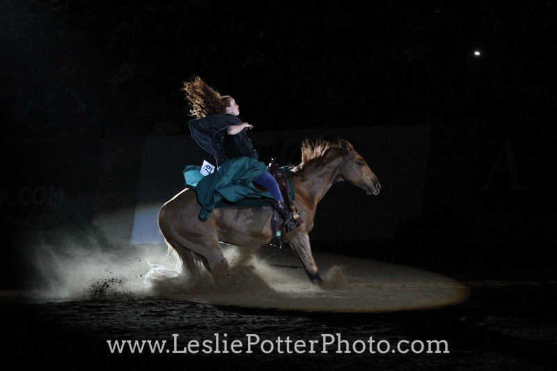 Emily Fisher and Whiz By Gollie