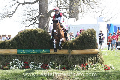 Buck Davidson and Ballynoe Castle RM