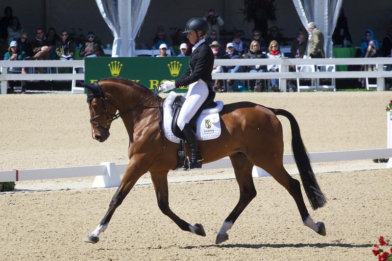 Kristin Schmolze and Ballylaffin Bracken