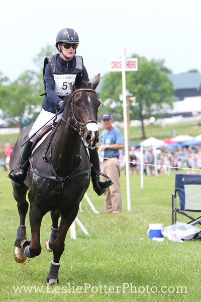 Kim Severson and Cooley Cross Border